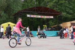 Детская выставка в Новогиреево